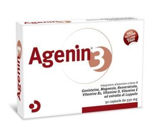 AGENIN 3 30CPS 550MG