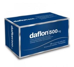 DAFLON 120CPR RIV 500MG