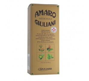 AMARO MEDICINALE GIULIANI 400G