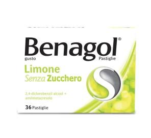 BENAGOL 36PAST LIMONE S/Z