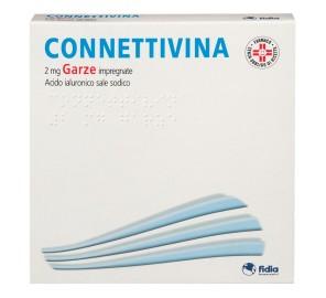 CONNETTIVINA 10GARZE 2MG 10x10