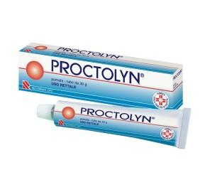 PROCTOLYN CR RETT 30G