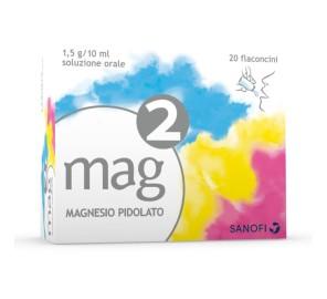 MAG 2 OS 20FL 10ML 1,5G/10ML