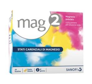 MAG 2 OS GRAT 20BUST 2,25G
