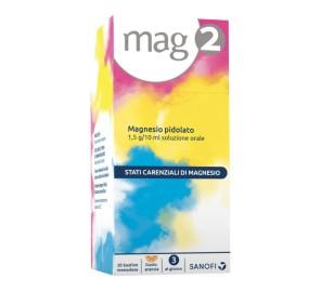 MAG 2 OS SOLUZ 20BUST1,5G/10ML