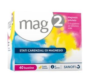 MAG 2 OS GRAT 40BUST 2,25G