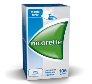 NICORETTE 105GOMME MAST 2MG ME
