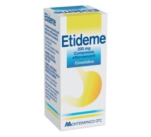 ETIDEME 10CPR EFF 200MG
