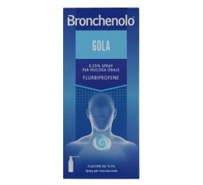 BRONCHENOLO GOLA OS SPRAY 15ML