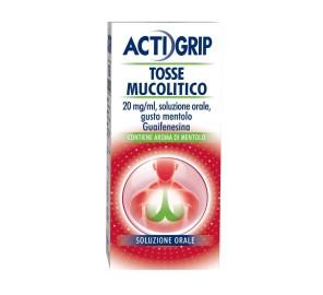 ACTIGRIP TOSSE MUCOL FL 150ML
