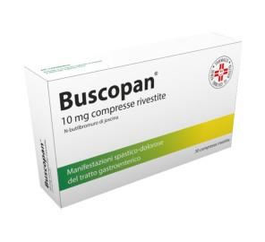BUSCOPAN 30CPR RIV 10MG