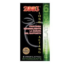 2003 LONG ACTING PROFIL RITARD