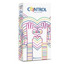 CONTROL SIGNS 6PZ
