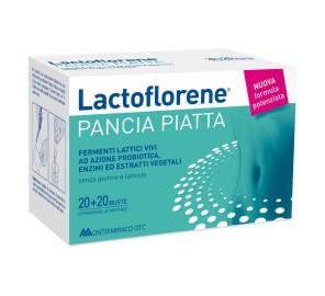 LACTOFLORENE PANCIA PIATTA20BS