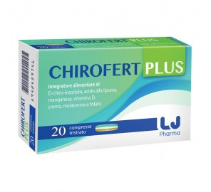 CHIROFERT PLUS 20CPR TRISTRATO