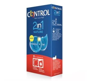 CONTROL 2IN1 NATURE 3PZ