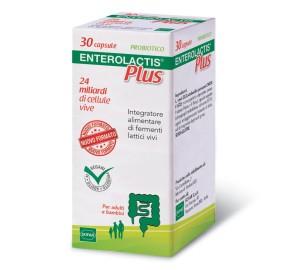 ENTEROLACTIS PLUS 30CPS